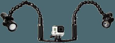 Boomerang GoPro Light Tray