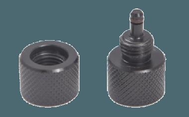 Gauge Hose Plug Set