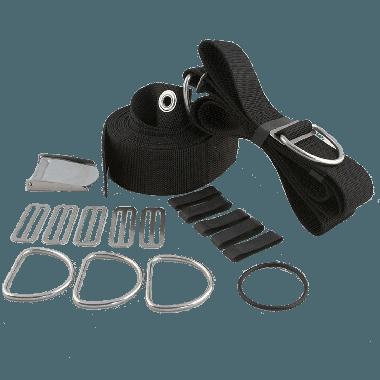 Harness Webbing w/ Hardware Kit