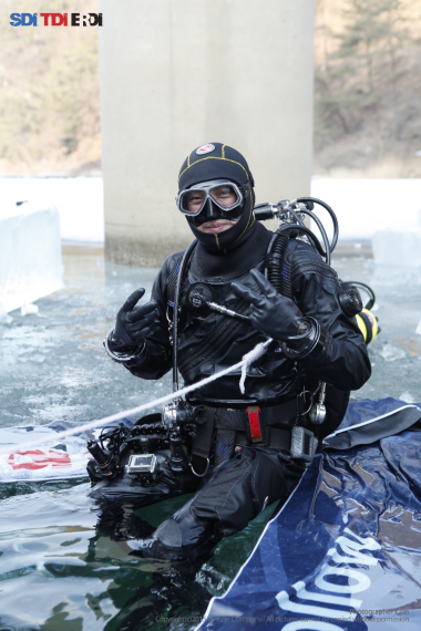 SDI Ice Diver Course