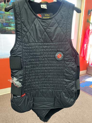 Open Box BZ200 Heated Vest Small