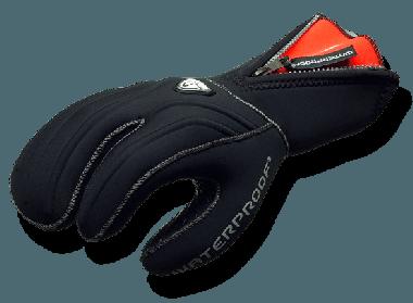 7mm G1 3 Finger Semi-Dry Glove
