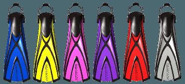 X1 Blade Fins