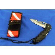 Pocket Dive Knife w/Locking Blade