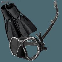 Mask Fins & Snorkel Travel Package