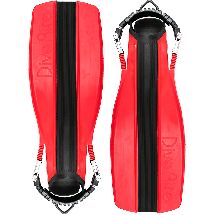 Old Style XT Fins- Red