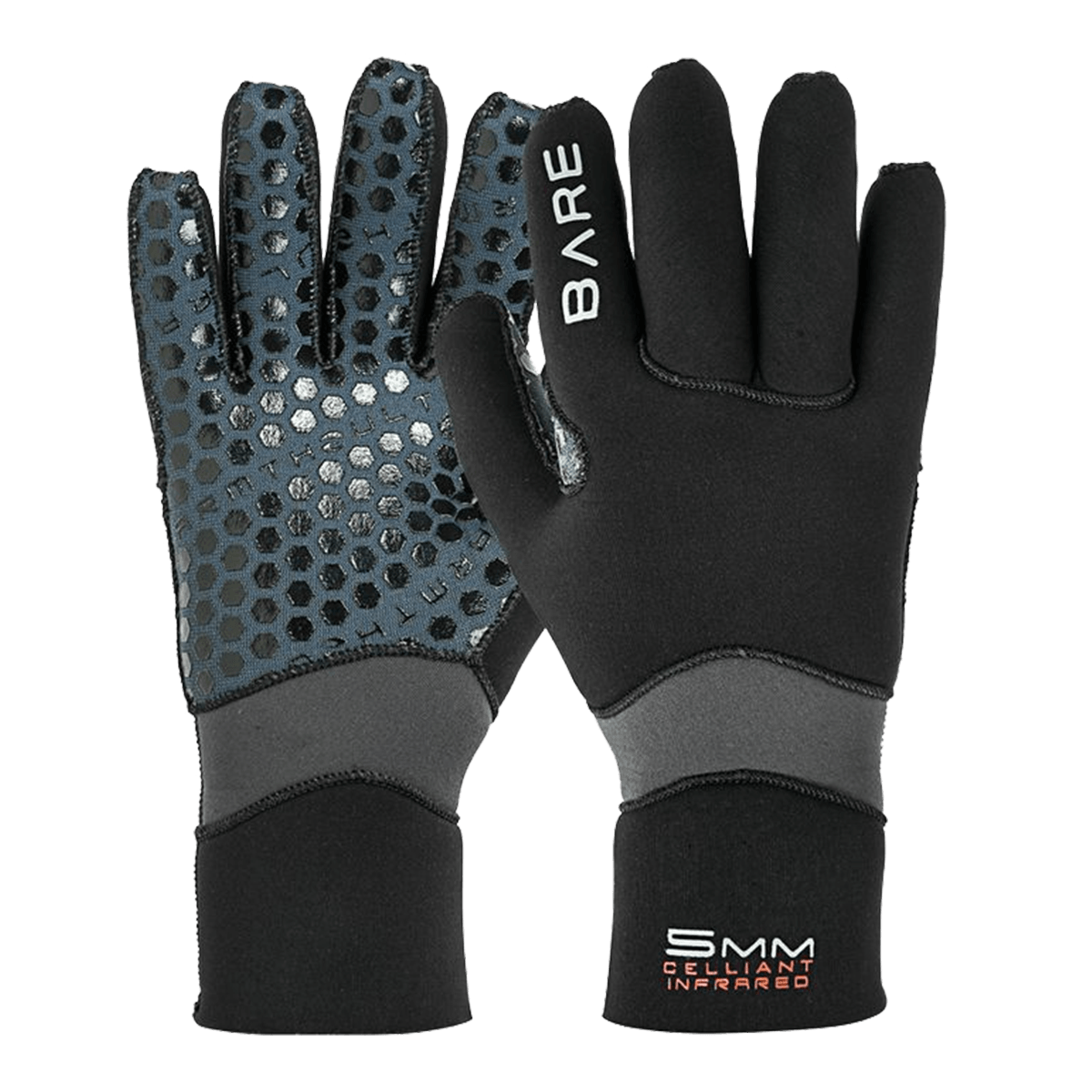 Bare 5mm Glove Extra Small