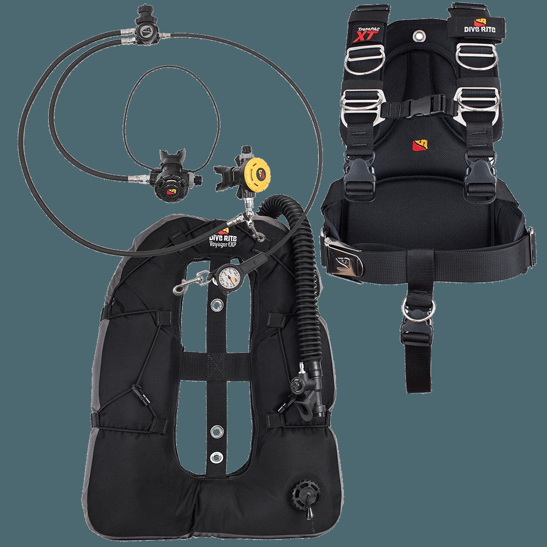 XS Scuba Voyager 5 Regulator Bag