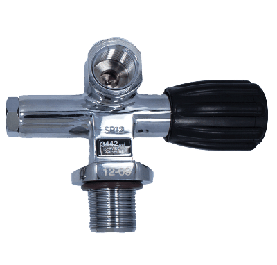 Thermo Modular DIN Valve - Left Handed