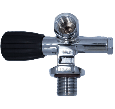 Thermo Modular DIN Valve - Right Hand
