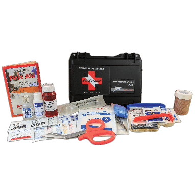 Advanced Diver First Aid Kit