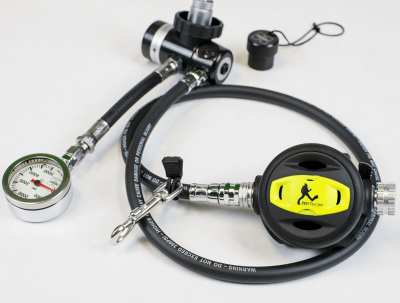 Illusion Doubles Regulator Package