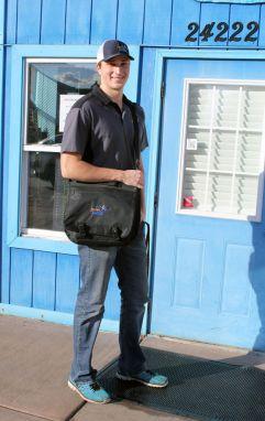 DRIS Messenger Bag