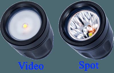 Impact Stretch Dive Light
