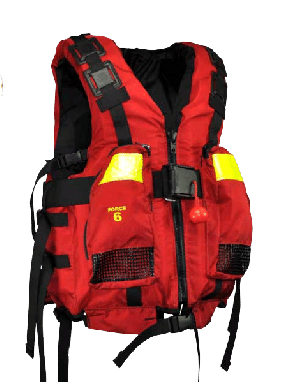 Force 6 Rescuer PFD