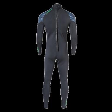 Men's Greenprene 5mm Backzip Fullsuit