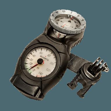 Piranha Dual Gauge Mount – Analog