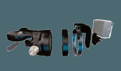 RegMount Action Camera Regulator Mount