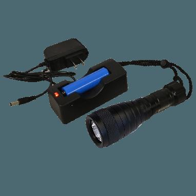 1100 Lumen Rechargable LED Dive Light
