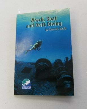 Wreck, Boat and Drift Diving Manual with KQ Booklet