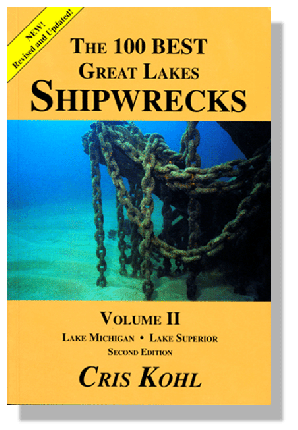 100 Best Great Lakes Shipwrecks vol. 2