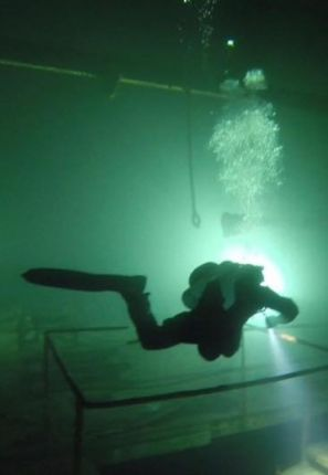 Full Cave Diving Course
