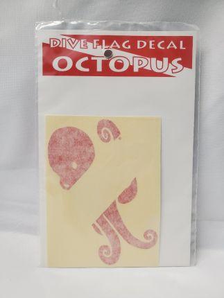 Bumper Sticker Octopus
