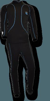 2N2 Double Layer 2 Piece Dry Suit Undergarment