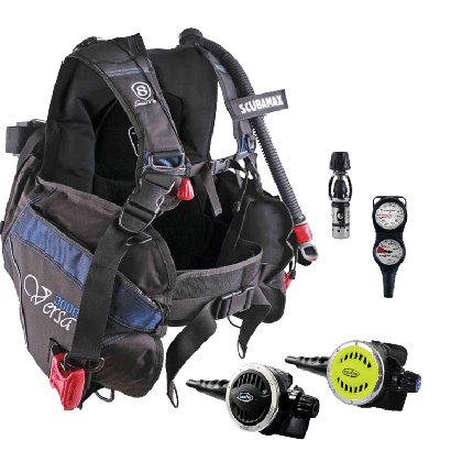 Versa BCD Combo System 2