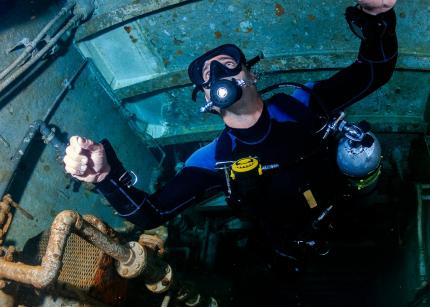 Advanced Wreck Diving