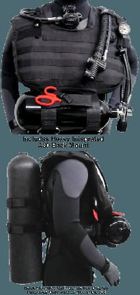 Rapid Diver PRO System