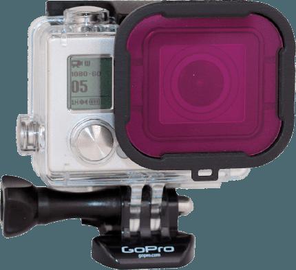 GoPro Aqua Glass Magenta Filter