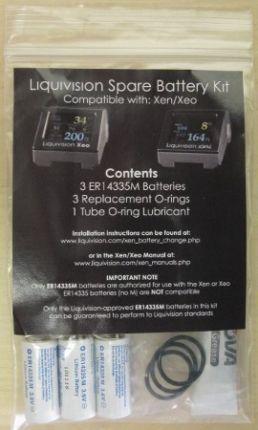 Xen/Xeo/KAON Battery Kit