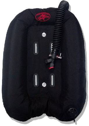 Hog 32lb Wing for Single Cylinder Diving - Special Edition