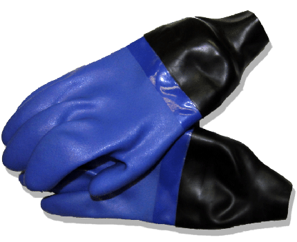 Drygloves with Seal