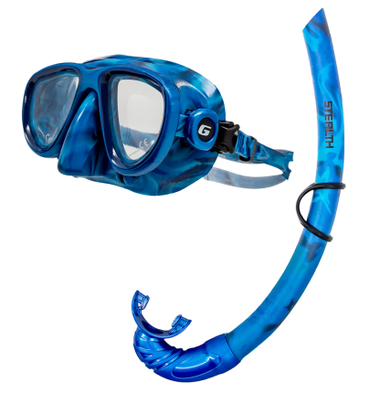 Bold Mask and Stealth Snorkel Package