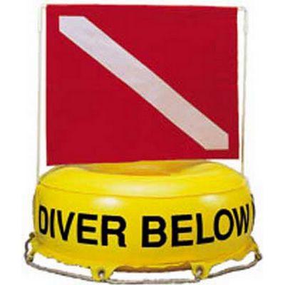 Dive Site Marker