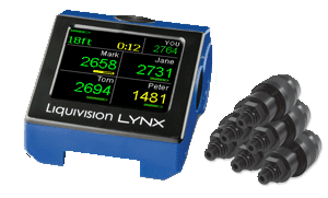Lynx Divemaster Pack with 4 T2 Transmitters