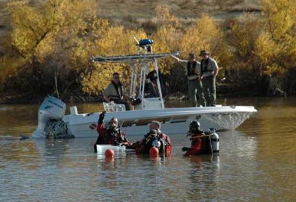 Underwater Crime Scene Investigations Course