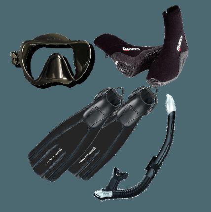 Mares Snorkel Package