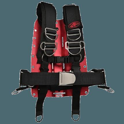 Deluxe Flex Techreational Harness