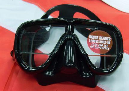 Fusion 2 Gauge Reader Mask