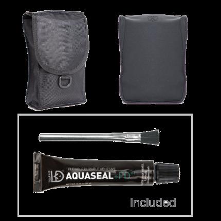 Glue On Bellows Pocket