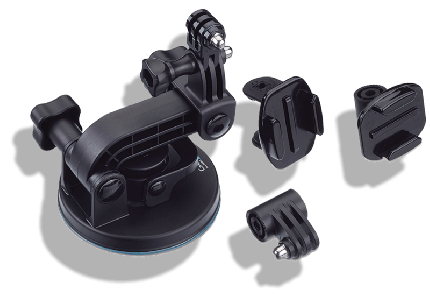 Industrial Suction Cup Mount