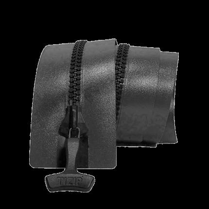 TIZIP Masterseal Grey Drysuit Zipper