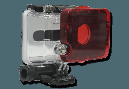 Hero 2 Red Dive Filter