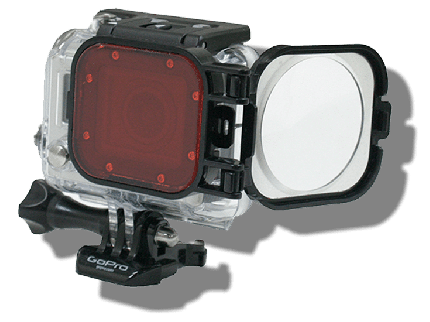 Hero3 Red/Macro Combo Filter