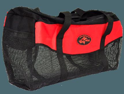 Deluxe Square Mesh Duffel Bag