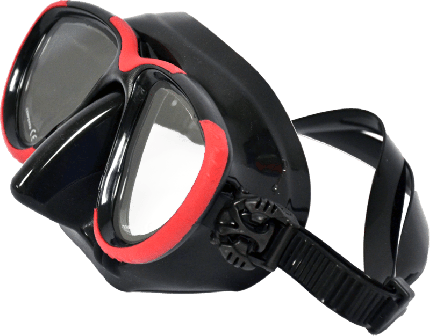 Hog Tech Diver Mask