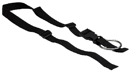 """Hollis Crotch Strap  w/ Scooter Ring - 1.5"""""""